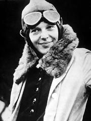 """Now and then women should do for themselves what men have already done - occasionally what men have not done - thereby establishing themselves as persons, and perhaps encouraging other women toward greater independence of thought and action. Some such consideration was a contributing reason for my wanting to do what I so much wanted to do.""  -- Amelia Earhart"