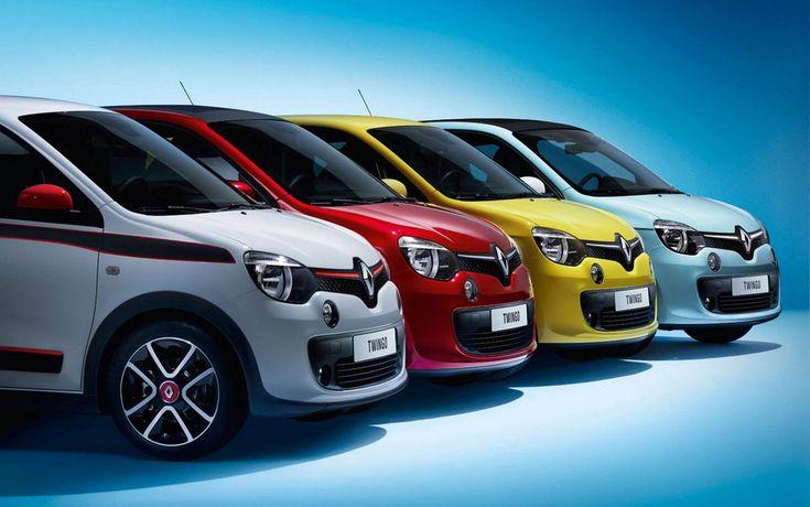 Renault Twingo 2015 #58