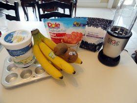 DIY Smoothie Packs- freeze in individual servings!!!