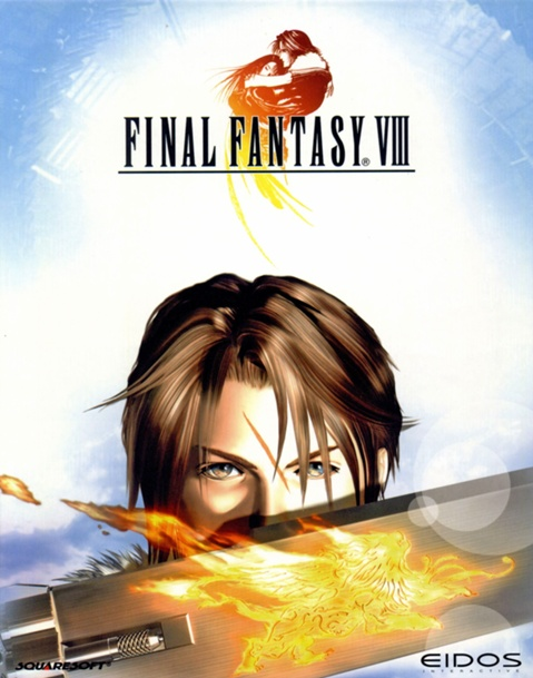 Final Fantasy VIII - Squall Leonheart