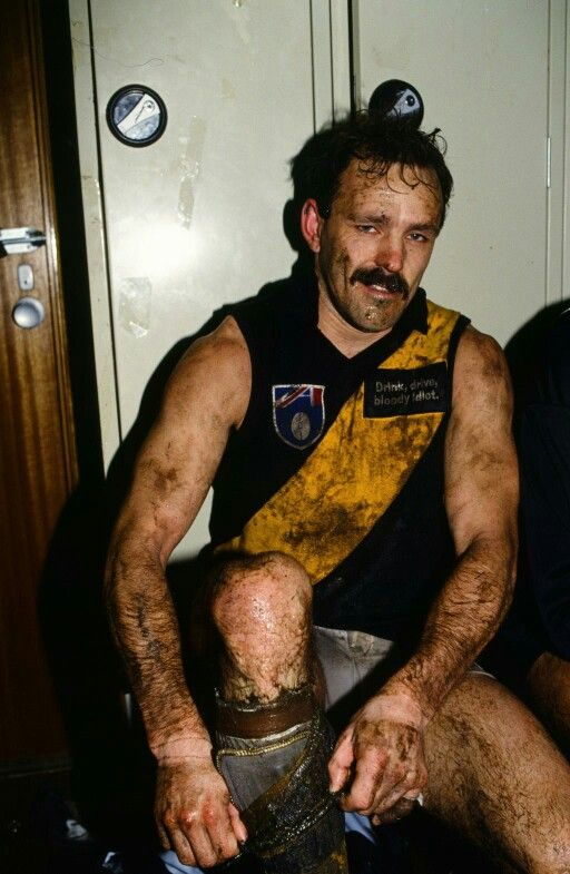 One of Richmond's all time legends - Dale 'the flea' Weightman