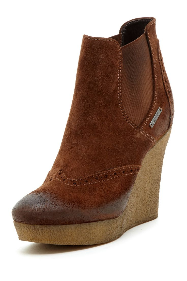 Gifts for your Fashion-Obsessed BFF- Hard Denver Ankle Boot