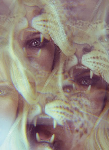 GOLDEN AVATAR Cover art direction for DMAG // Ph: Lobo VelarAGUSTIN MERLO