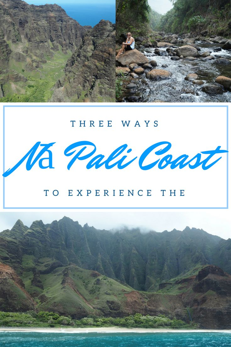 You can't visit the island of Kauai in Hawaii without exploring the Nā Pali Coast. This dramatic scenery is unique and is one that you are not about to forget anytime soon.