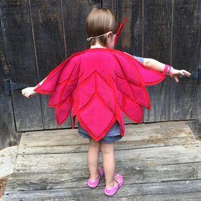 Owlette alas Owlette traje Bigotona acostarse héroe niño los