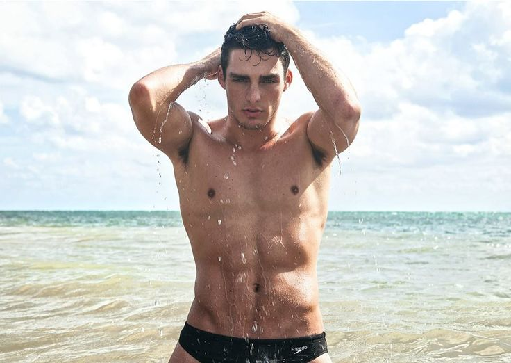 Collin Atkinson by shot in Miami Beach by Holly Parker ...