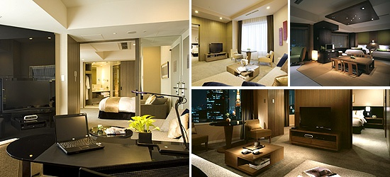 Club InterContinental Suites are the perfect combination of elegance, style and modern luxury.