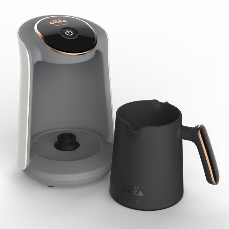 Arzum-Minio Turkish Coffee Machine. Designed by DesignUM
