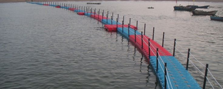19 Best Incodock Custom Hdpe Floating Jetty Images On