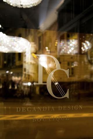 DeCandia Design Boutique przy ul. Oleska 7 w Opolu, to miejsce niezwykłych dekoracji dla Twoich wnętrz!