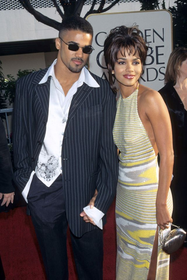 Halle Berry & Shemar Moore