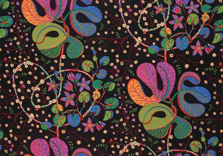 Josef Frank – Patterns–Furniture–Painting at the Fashion and Textile Museum, London