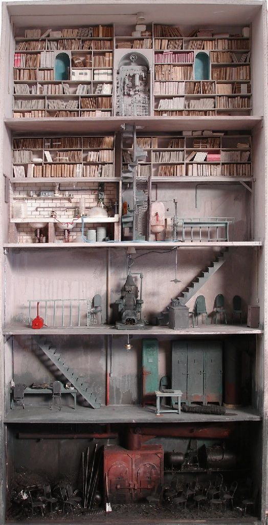 A Different Doll's House