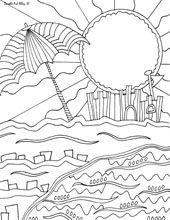 Learn and explore the fun of Doodle Art through coloring pages, games, activities and much more.
