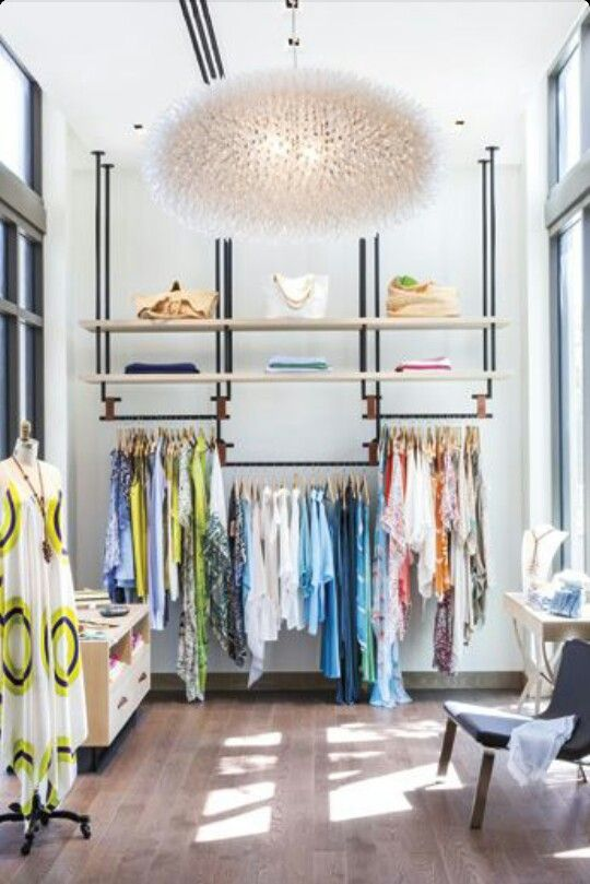 Small clothing boutique design the for Small boutiques