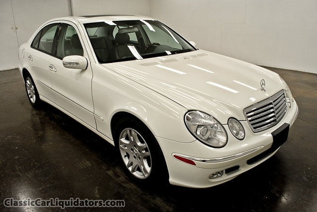 2005 mercedes benz e320 cdi diesel www for 2005 mercedes benz e320 cdi diesel for sale