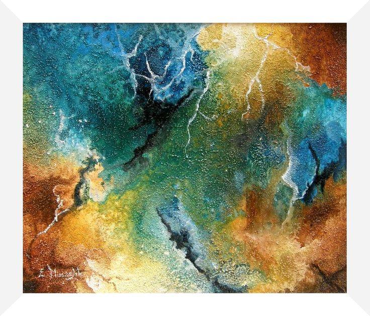 galaktyki - artist: Edyta Muszelik
