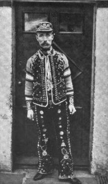 Henry Croft. the original Pearly King, full story here