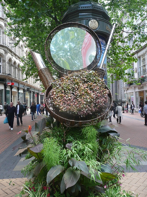 Birmingham in Bloom- Compact by holly's mum, via Flickr