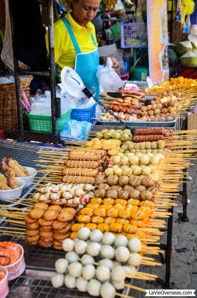 Street food | Ao Nang Beach, Krabi, Thailand.