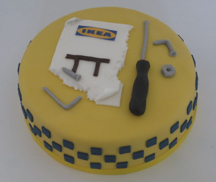 Cake for an IKEA event