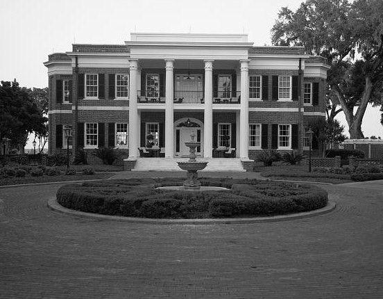 richmond hill plantation ford mansion east of richmond hill on rh pinterest de