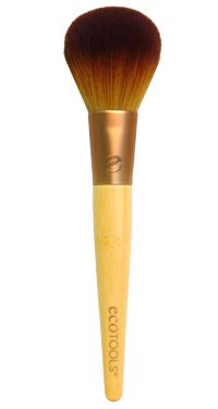 Large Powder Brush. This brush is perfect for applying and setting your face makeup. The large, full head delivers an even, all-over dusting of powder creating a great base for your look.