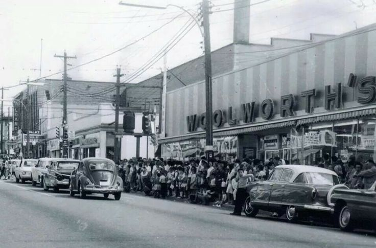 Woolworth's in Timmins