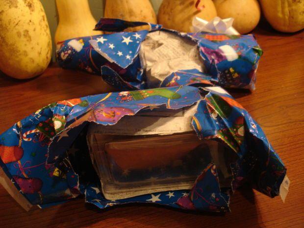 decou gift wrapping