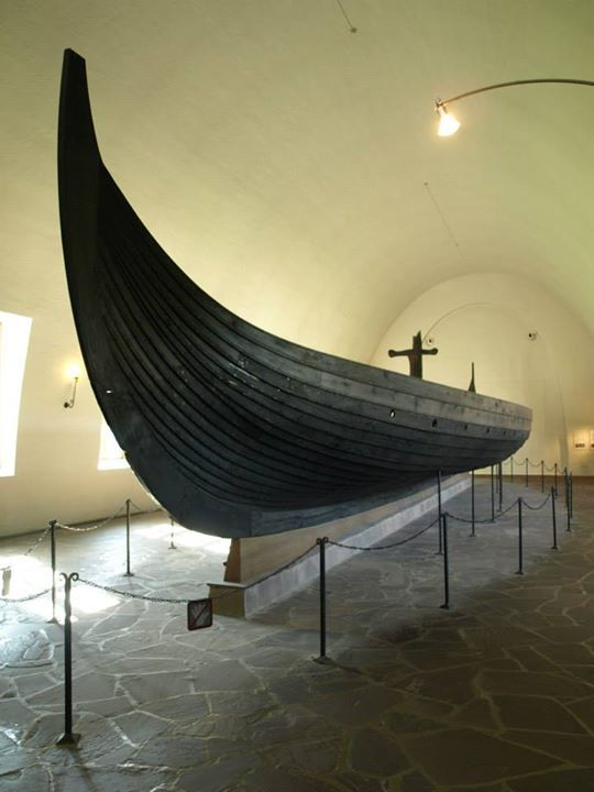 NORWAY / NORGE - Oslo, Vikings museum