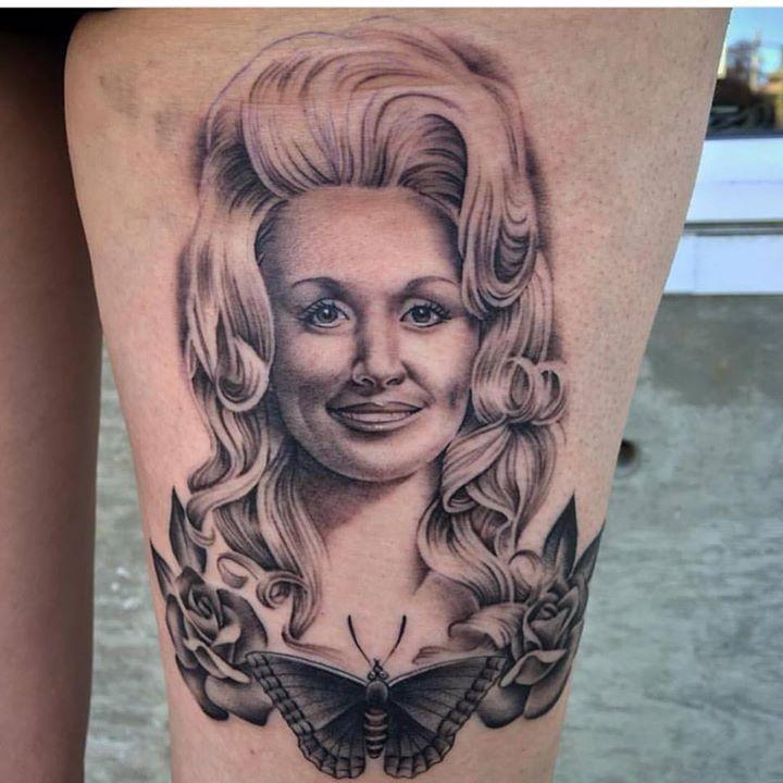 Olio Tattoo By Esqtattoo From Grizzly Tattoo 20170801 Tattoo Images Realism Tattoo Portrait Tattoo