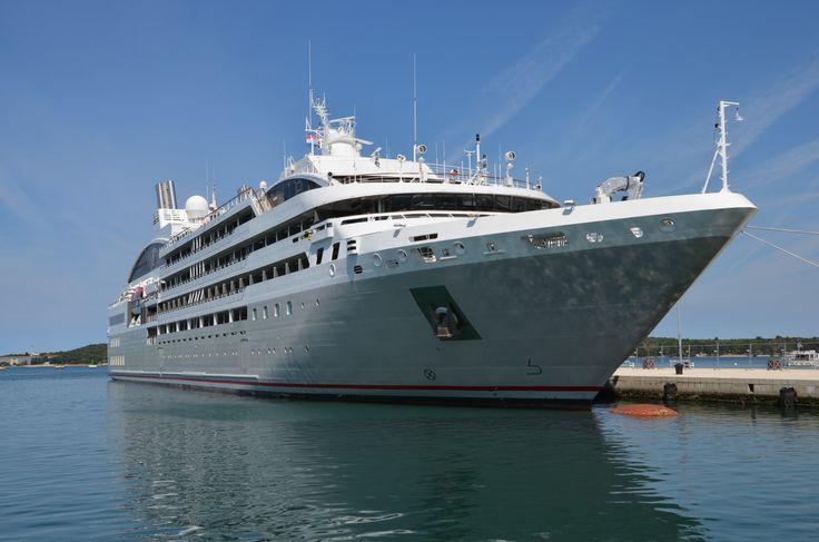 La Compagnie du Ponant pour notre lune de miel en Croatie. Le rêve, ce yacht ! Merveilleux voyage à bord du Soléal.