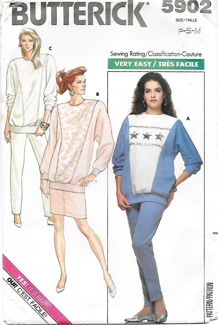 110 besten 1980\'s Vintage Dress patterns Bilder auf Pinterest ...