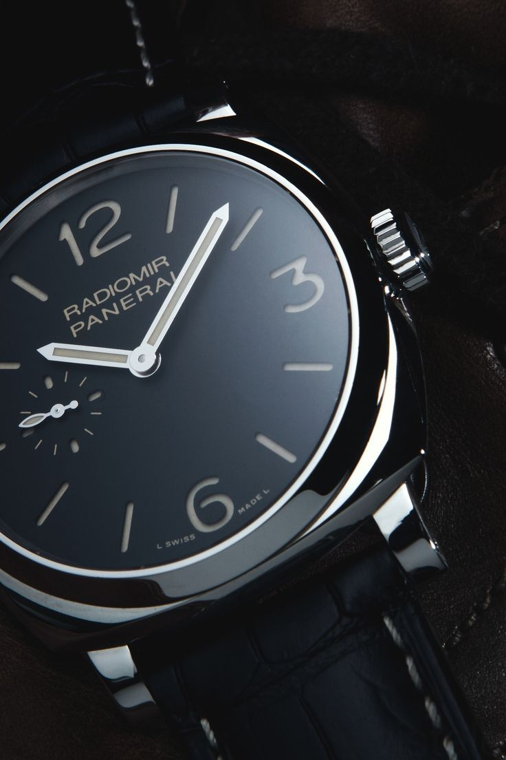 vistale: Panerai Radiomir  re-posted by #ParadisoInsurance totally love this LOOK! - mens watches for sale, digital mens watches, all white mens watches