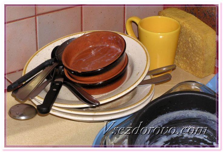 Мобильный LiveInternet Жидкость для мытья посуды из хозяйственного мыла | Ромашка_2012 - Дневник Ромашка_2012 |