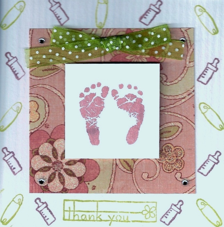 THANK YOU (BABY SHOWER GIFTS)