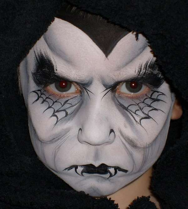 Extreme Halloween Makeup - From Glow-in-the-Dark Clowns to Special Effects Gore