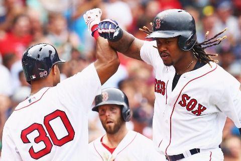 Hanley Ramírez conecta grand slam y Boston vencen a Tampa