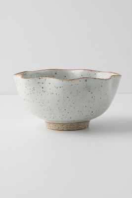 Lotus Bowl, White