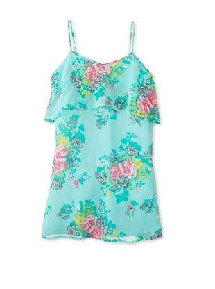 50% OFF O'Neill Girl's 7-16 Tina Dress (Spearmint)
