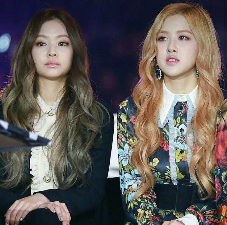 Jennie&Rosé