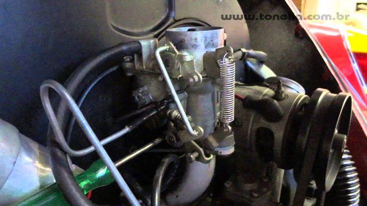 Tonella - carburador fusca 7/7 HD