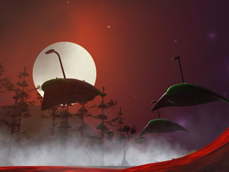 Spore: The War of the Worlds 1 by Cryptdidical on DeviantArt