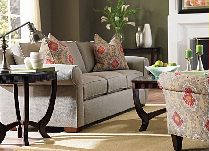 Living Rooms, Cecilia | Havertys Furniture #HavertysRefresh