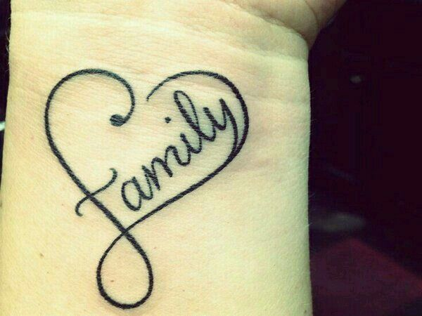 Family tat ideas