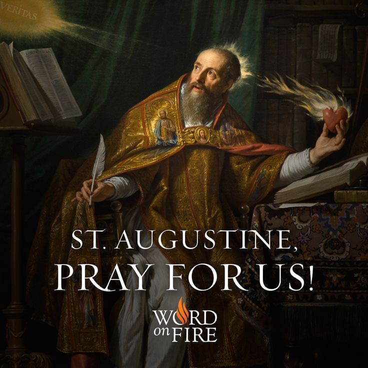 a history of saint augustine a bishop of hippo and doctor of the church Saint augustine introduction: st augustine or augustine of st augustine was the bishop of hippo he was canonized and appointed doctor of the church in 1298 by.