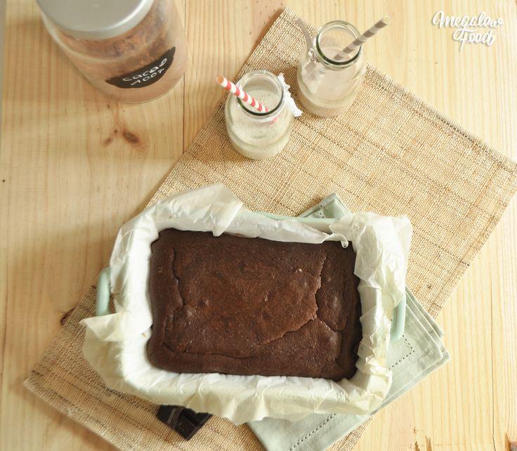 Megalow Food Fondant au chocolat façon brownie