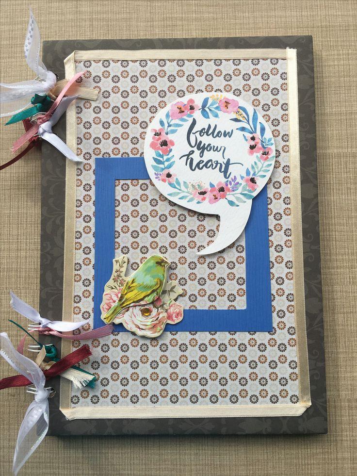 Notebook scrapbook