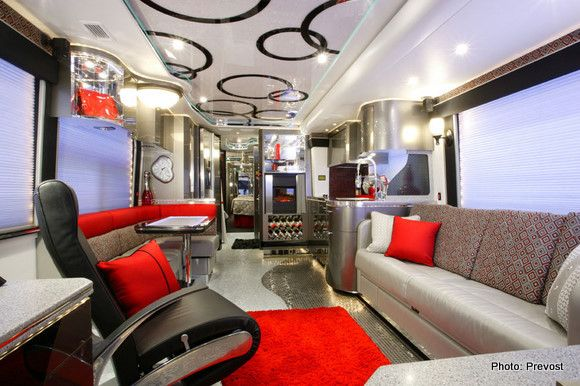 Motorhome This Is What My Salon On Wheels Is Going To Be