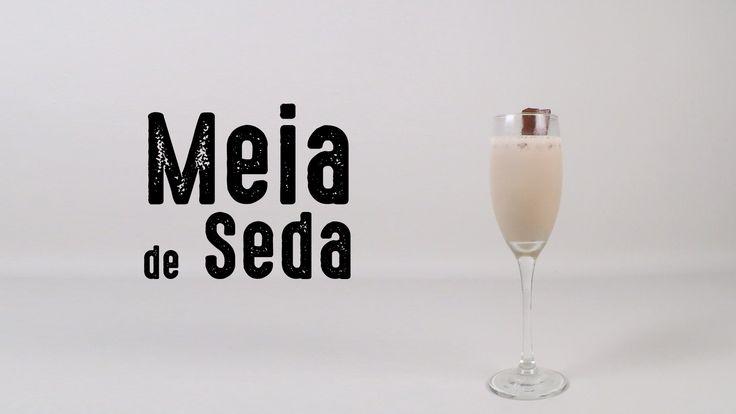 Aprenda a receita Meia de Seda. Receita completa no site.
